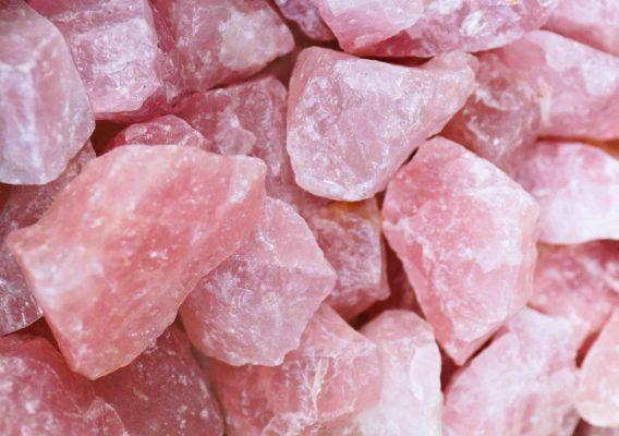 đá thạch anh hồng